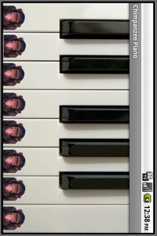Chimpanzee Piano Free