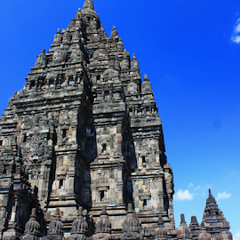 Prambanan by Cahya A. Gumilar - Buildings & Architecture Places of Worship ( #indonesia, #temple, #prambanan, #building, #heritage )