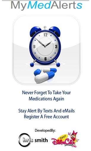 My Med Alerts