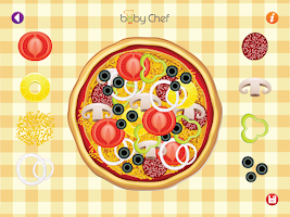 Screenshot of Baby Chef
