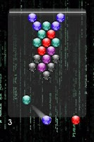 Screenshot of Matrix Bubble