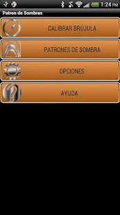 Patrones de Sombra - screenshot
