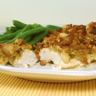 Cheesy Chicken & Stuffing
