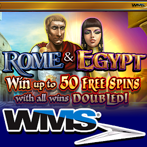 Rome and Egypt HD Slot Machine For PC