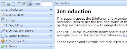 extjs examples