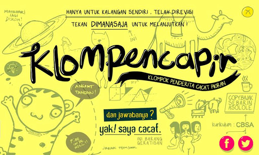 klompencapir for android screenshot