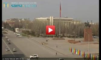 Screenshot of Bishkek Alatoo Live Cam