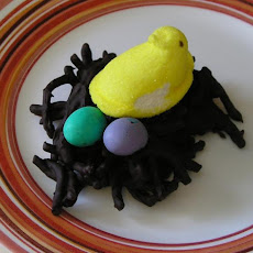 Simple Easter Nests