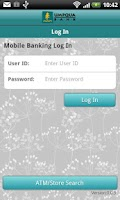 Screenshot of Umpqua Mobile Banking