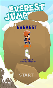 Everest Jump FREE - screenshot