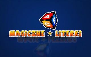 Screenshot of Magic Letters (Polish)