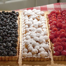 Red, White, and Blue Tarts
