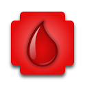 Blood Donor Support Sticker