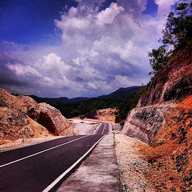 road by Armawi Whitelily - Instagram & Mobile Android (  )