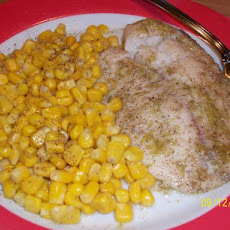 Baked Tilapia With Garlic and Lime