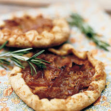 Apple-Onion Tarts