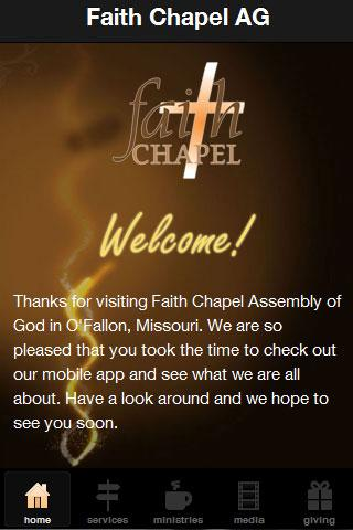Faith Chapel AG