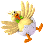 Chicken Invaders 4 Easter APK for Bluestacks
