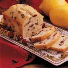 Lemon-Cranberry Mini Loaves