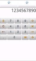Screenshot of Calculator Formula