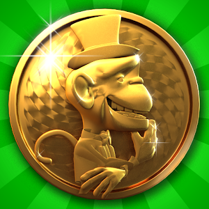 Monkey Money 2 Slots For PC