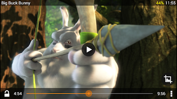 Screenshot of VLC for Android Beta