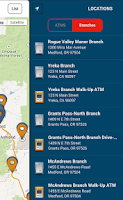Screenshot of AmericanWest Mobile Banking