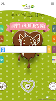 Screenshot of Choco Valentine Screen