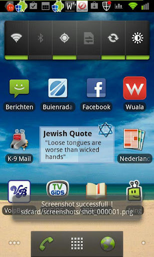 Jewish Quotes widget edition