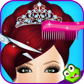 Game Princess Hair Salon - Fashion Game APK for Windows Phone