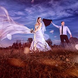 bride & groom by Dejan Nikolic Fotograf Krusevac - Wedding Bride & Groom ( sabac, smederevo, aleksandrovac, vencanje, paracin, krusevac, pozarevac, svadba, banja, svilajnac, fotograf )