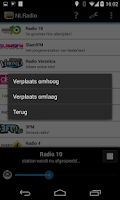 Screenshot of NLRadio