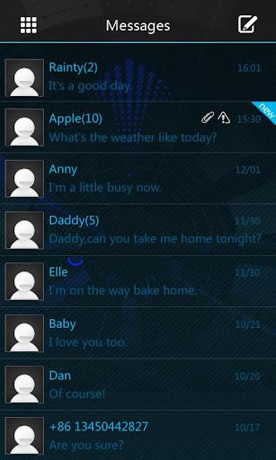 玩通訊App|GO短信安卓4.0主题免費|APP試玩