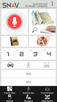 Screenshot of SNAV navigator free