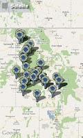 Screenshot of Moto mApps Idaho FREE