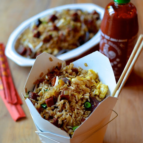 Classic Pork Fried Rice