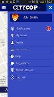 Screenshot of CityCop