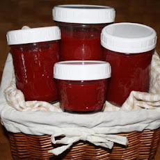 Kittencal's Easy Refrigerator Strawberry Jam