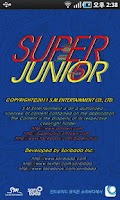 Screenshot of Super Junior <Mr. Simple> Lite
