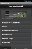 Screenshot of JMSUITESHOTEL