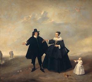 RIJKS: anoniem: painting 1655
