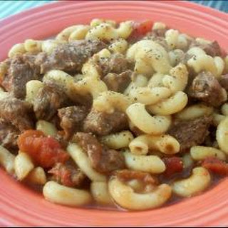 Macaroni Goulash With Tomato Soup Recipes