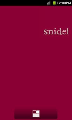 snidel Bitter Sweet