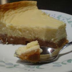 Reduced Fat Cheesecake