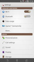Screenshot of eXperianZ Theme - Coffee