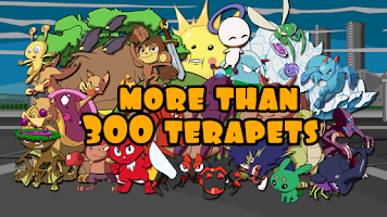 Screenshot of Terapets 1 - Battle Monsters