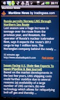 Screenshot of Maritime News - Silver Version