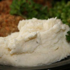 Creamy Ranch Mashed Potatoes (Make Ahead Option)