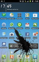 Screenshot of Cracked Screen Prank HD
