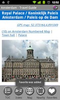 Screenshot of Amsterdam - Travel Guide